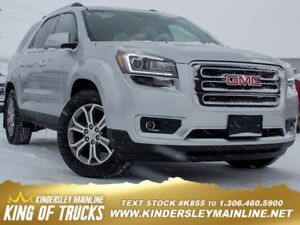 2015 GMC Acadia SLT1  - Bluetooth -  Leather Seats
