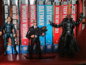 Marvel Agents of Shield Three part action figure set