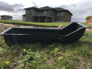 8 ft. Hunter Sled with Hitch