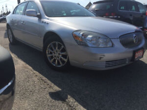 2009 Buick Lucerne, No Accident, Certified, Warranty