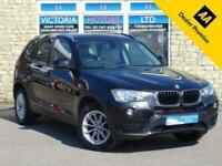 2016 BMW X3 2.0 XDRIVE20D SE Turbo Diesel AUTO 4X4 5 Dr Estate Diesel Automatic