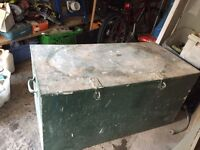 Builders metal box