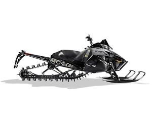 2016 Arctic Cat M 8000 Limited 162 Black