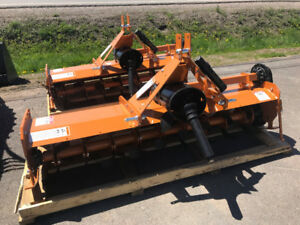 Rotary Tillers in stock