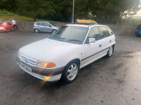 1993 vauxhall astra 1.6 motorsport cesero