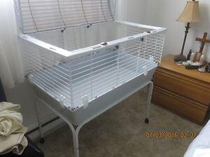 belle cage pour petis animaux  a vendre