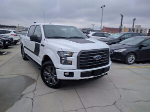 2016 Ford F150 XLT Special Edition LEATHER