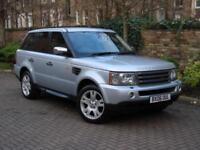 FINANCE AVAILABLE!!! 2006 RANGE ROVER SPORT 2.7 TDV6 HSE 5dr, FULL LEATHER,