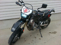 2008 Suzuki DR-Z 400 sm - MUST SELL