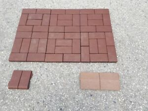 Brand New Azek composite Pavers BBQ Pad kit.