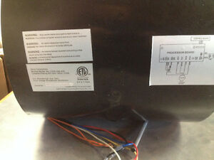 120v - 60hz internl blower for NXR range hood