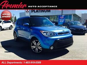2015 Kia Soul SX Luxury w/Navigation