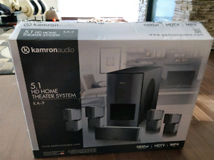 5.1 Home Theater Speakers