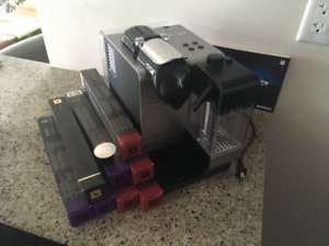 Nespresso coffee maker $145.