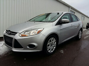 2014 Ford Focus SE $46 weekly, One Onwer, Dealer Maintained