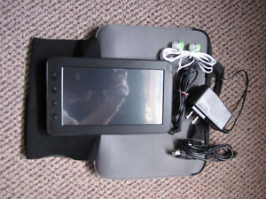 Coby  Kyros Internet 7 inches screen tablet.  Mint! London Ontario image 1