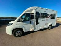 2015 SWIFT RIO 320 FIAT 2.3 130 2 BERTH TWIN REAR SINGLES MOTORHOME WITH ONLY 1
