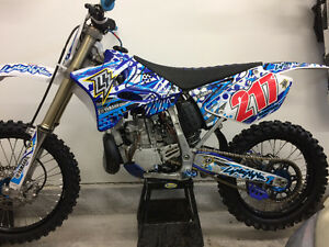 YZ 250 Two Stroke