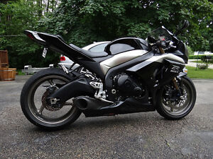 GSXR 2010 - 1000 -  Black original owner
