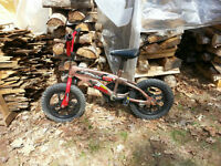 Boys bike for a 4-5 year old