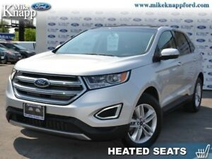 2017 Ford Edge SEL  - Bluetooth -  Heated Seats