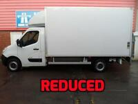 Renault Master LL35 DCI RWD LUTON 125PS