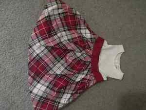 Holiday gymboree dress