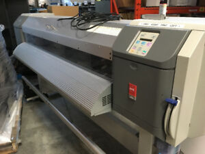 OCE (Mutoh) Ecosolvent Printer for sale.