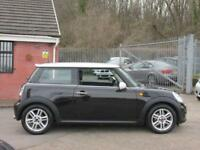 2010 60 MINI HATCH COOPER 1.6 COOPER D (CHILLI PACK) 3 DR DIESEL