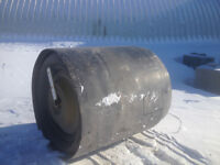 Used Conveyor Belting 42 '' wide 3/8 '' thick