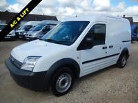 2007 07 FORD TRANSIT CONNECT T230 LWB 1.8 TDCI VAN WITH WHEELCHAIR LIFT