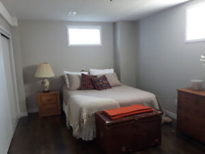 Short Term Rental Available, Private Bedroom, Private Bathroom,