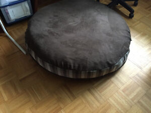 Dog bed and Pet carrier