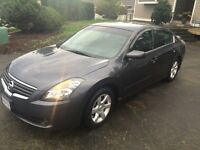 2007 Altima S Wow only  77,589 km