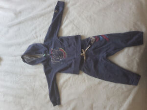 18-24 month Roxy outfit