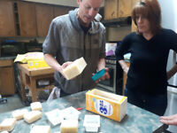 Free Soapmaking class