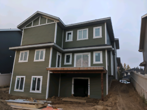 Siding, soffit and fascia contractor (all exteriors)
