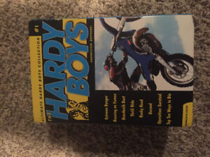 Ultimate Hardy Boys Collection