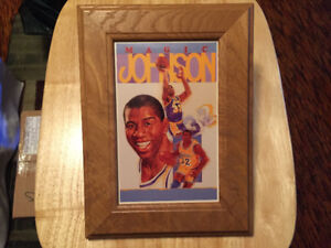 BASKETBALL Things , Framed Pictures & Mags