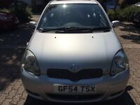 Toyota Yaris Diesel 1.4 D4D T Spirit 1 year MOT drives excellent
