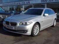 2012 BMW 5 Series 520d SE 5dr 5 door Estate