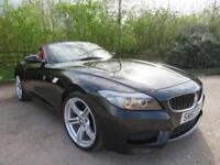 2012 62 BMW Z4 2.0 Z4 SDRIVE20I M SPORT ROADSTER 2D 181 BHP