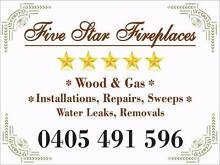 Fireplaces Gas & Wood we supply, install & remove. A full service Newcastle 2300 Newcastle Area Preview