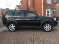 2004 53 LAND ROVER FREELANDER 2.0 TD4 HSE 5 DR ESTATE 4X4 STUNNING AUTOMATIC