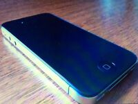 Iphone 4 (5 months old) (great condition) (charger included) (works perfect)