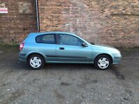 HEAP OF THE WEEK ** NISSAN ALMERA 1.5 astra focus golf civic megane peugeot 307
