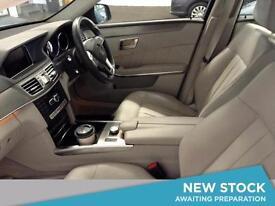 2013 MERCEDES BENZ E CLASS E300 BlueTEC Hybrid AMG Sport 4dr 7G Tronic