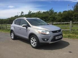Ford Kuga 2.0TDCi Zetec lovely example finance available from £35 per week