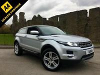 2013 63 Land Rover Range Rover Evoque 2.2 SD4 **Heated Leather Seats DAB** 4x4
