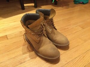Classic timberlands size 8 for men